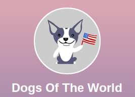 Dogs of the World: Das künstlerische Hunde-Lexikon